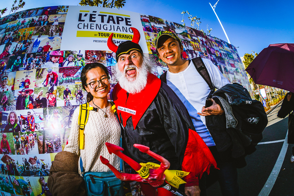 Letape Du Tour Chengjiang 2019